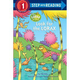 Dr. Seuss Look for the Lorax