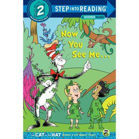 Dr. Seuss Now You See Me