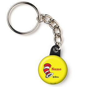 "Dr. Seuss Personalized 1"" Mini Key Chain (Each)"