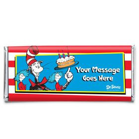 Dr. Seuss Personalized Candy Bar Wrapper (Each)