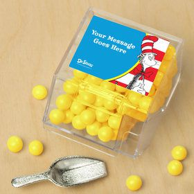 Dr. Seuss Personalized Candy Bin with Candy Scoop (10 Count)