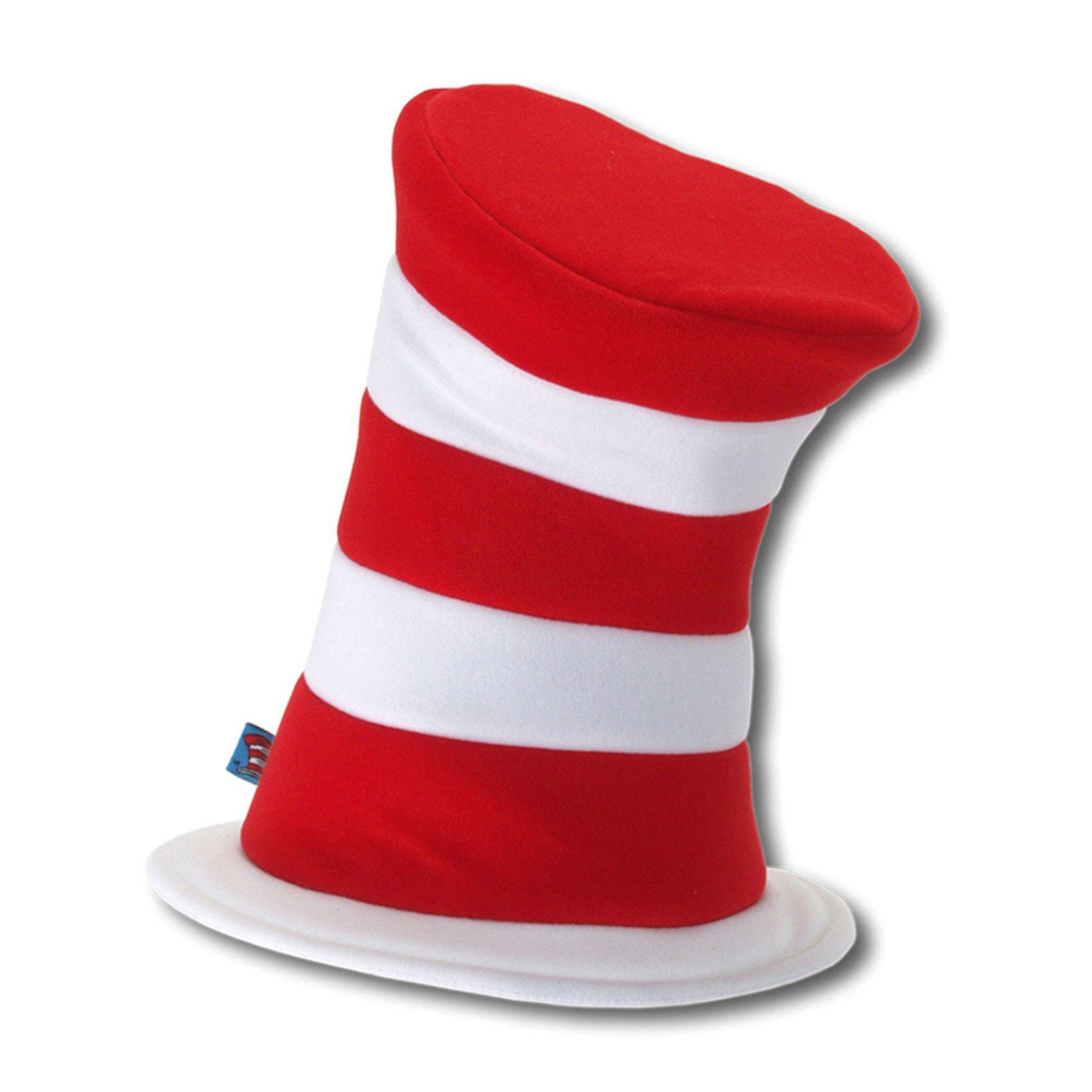 Dr. Seuss The Cat In The Hat - Deluxe Hat (Adult) 291040EL