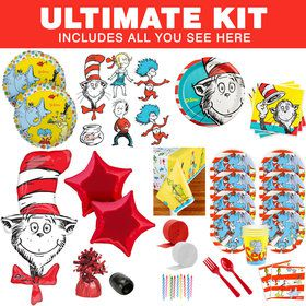 Dr. Seuss Ultimate Tableware Kit (Serves 8)
