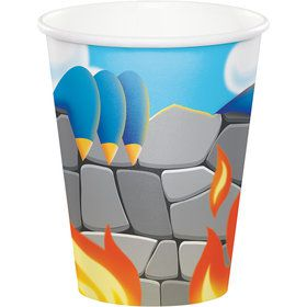 Dragon 9 oz Cups (8 Count)