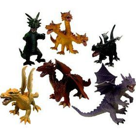 Dragon Figures (each)