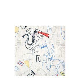 Dragon Knights Lunch Napkins