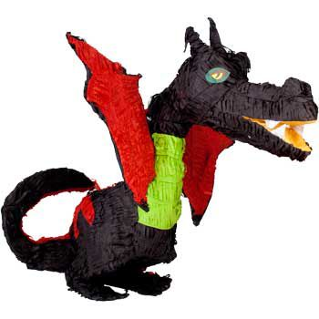 Dragon Pinata - Party Supplies