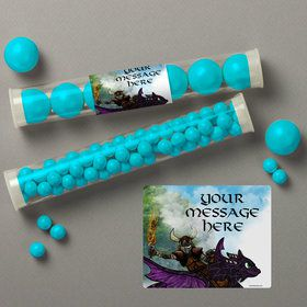 Dragon Whisperer Personalized Candy Tubes (12 Count)