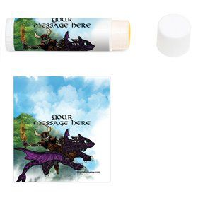 Dragon Whisperer Personalized Lip Balm (12 Pack)