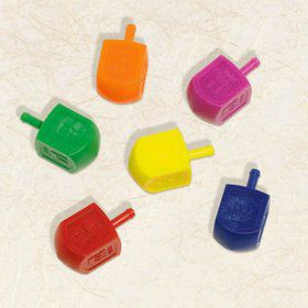 Dreidel (Each - Assorted Colors)