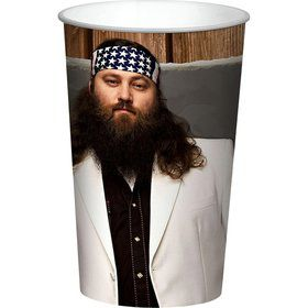 Duck Dynasty Willie 22oz Cup (Each)