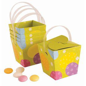 Easter Eggs Small Treat Boxes(5)