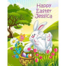 Easter Personalized Coloring Book (Each)