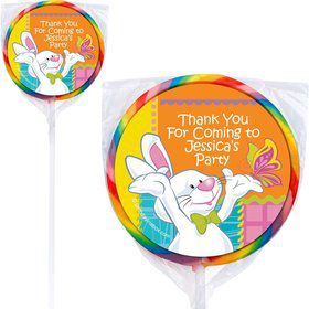 Easter Personalized Lollipops (Each)