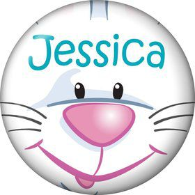 Easter Personalized Mini Button (Each)