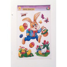 Easter Removable Wall Decals