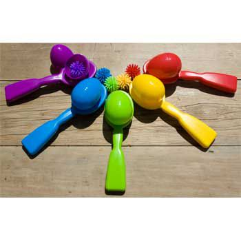 Egg Relay Game (each) - Party Supplies BB014849