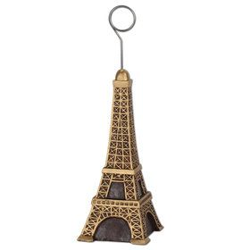 Eiffel Tower Balloon Weight / Photo Holder