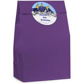 Elements Force Personalized Favor Bag (12 Pack)