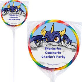 Elements Force Personalized Lollipops (12 Pack)