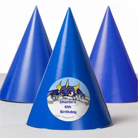 Elements Force Personalized Party Hats (8 Count)