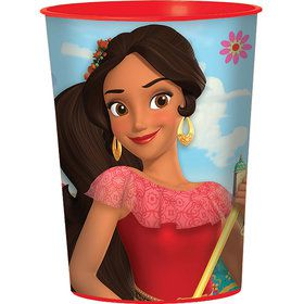 Elena of Avalor 16oz Plastic Favor cup (Each)