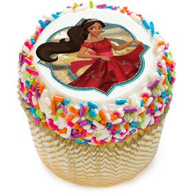 "Elena of Avalor 2"" Edible Cupcake Topper (12 Images)"