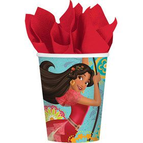 Elena of Avalor 9oz Paper Cups (8 Count)