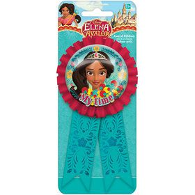 Elena of Avalor Award Ribbon (Each)