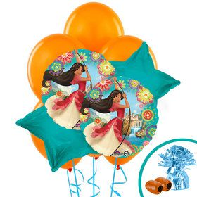 Elena of Avalor Balloon Bouquet Kit