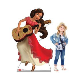 Elena of Avalor Cardboard Standup