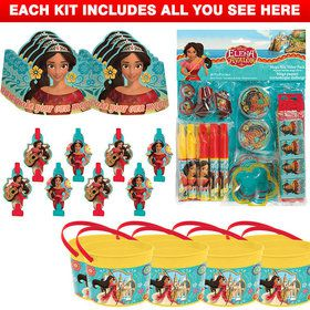 Elena of Avalor Deluxe Favor Kit (For 8 Guests)