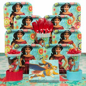 Elena of Avalor Deluxe Tableware Kit (Serves 8)