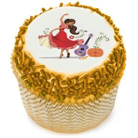 Elena Of Avalor Edible Cupcake Topper (12 Images)