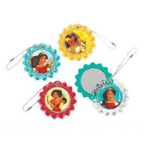 Elena of Avalor Mirror Keychain Favors (12 Count)