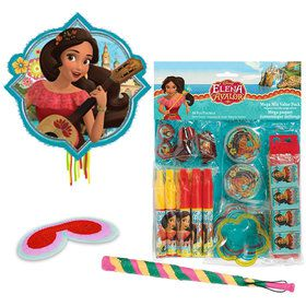 Elena of Avalor Outline Deluxe Pinata Kit