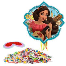 Elena of Avalor Outline Pinata Kit