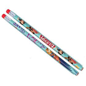 Elena of Avalor Pencil Favors (12 Count)