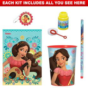 Elena of Avalor Standard Favor Kit (Each)