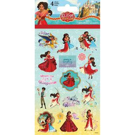 Elena of Avalor Stickers (4 Sheets)