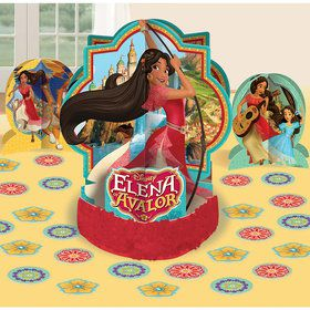 Elena of Avalor Table Decorating Kit