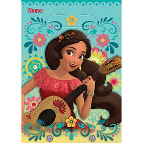 Elena of Avalor Treat Bags (8 Count)