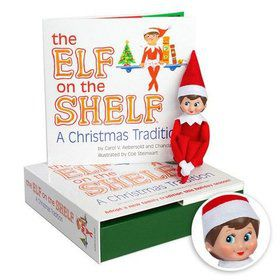 Elf On The Shelf-Girl