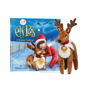 Elf On The Shelf-Reindeer