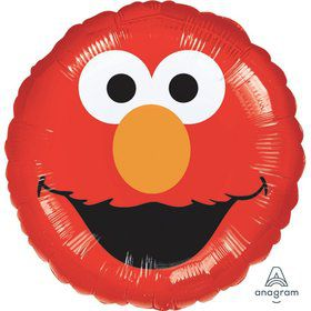 Elmo Smiles 18 Foil Balloon