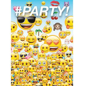 Emoji Invitations (8 Count)