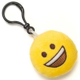 Emoji Keychain Regular Smile