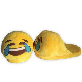 Emoji LOL Slippers