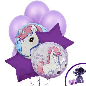 Enchanted Unicorn Balloon Bouquet
