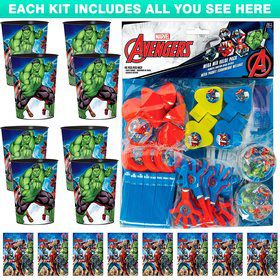 Epic Avengers Favor Kit (for 8 Guests)